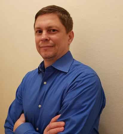 Gelfand Realty agent - Aleksandr Pustobayev